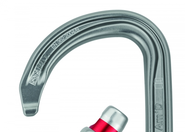 Карабин Petzl Am'D Screw-Lock