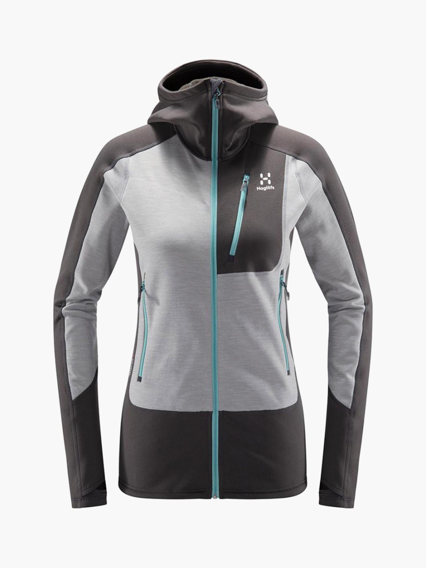 Женская флисовая куртка Haglofs Serac Hood