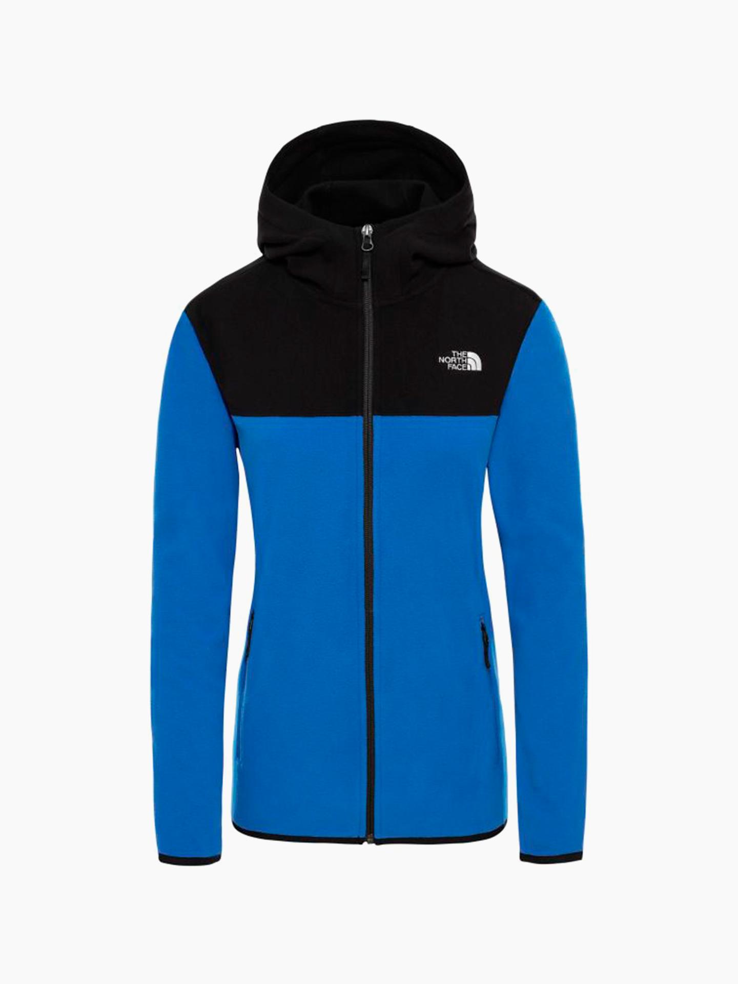 Женская куртка The North Face Tka Glacier Full Zip Hooded Fleece