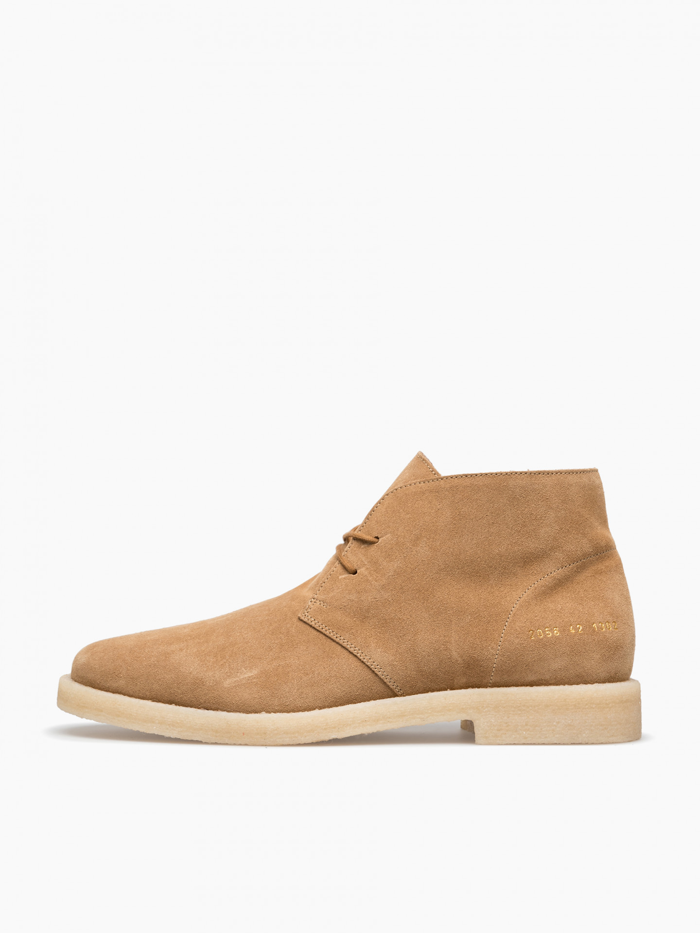 Мужские ботинки Common Projects Chukka in Suede Crepe Sole