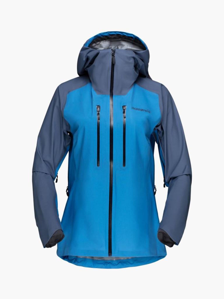 Женская мембранная куртка Norrona Lyngen Gore-Tex