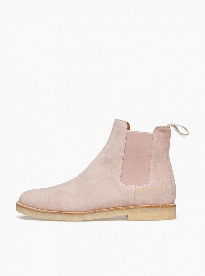 Женские ботинки Common Projects Chelsea Boot In Suede