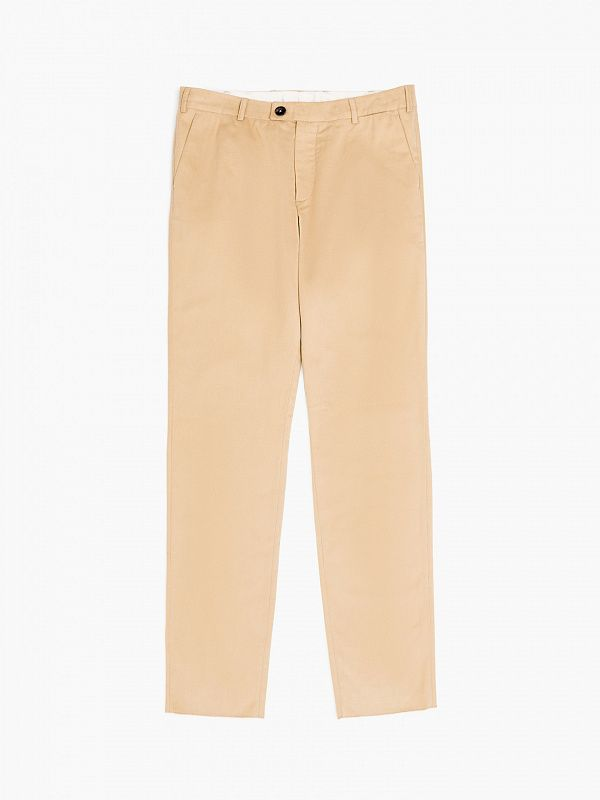 Мужские брюки Private White Brushed Cotton Chinos