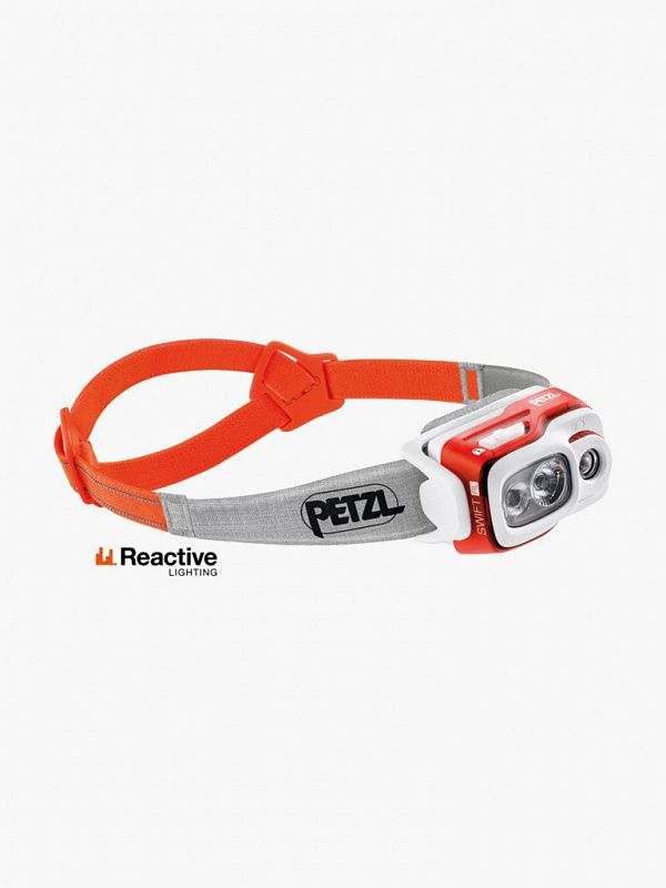 Фонарь Petzl Swift Reactive Lighting