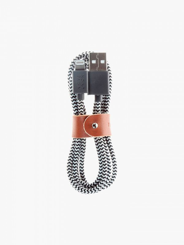 Кабель Native Union Belt Lightning/USB, 1.2 м